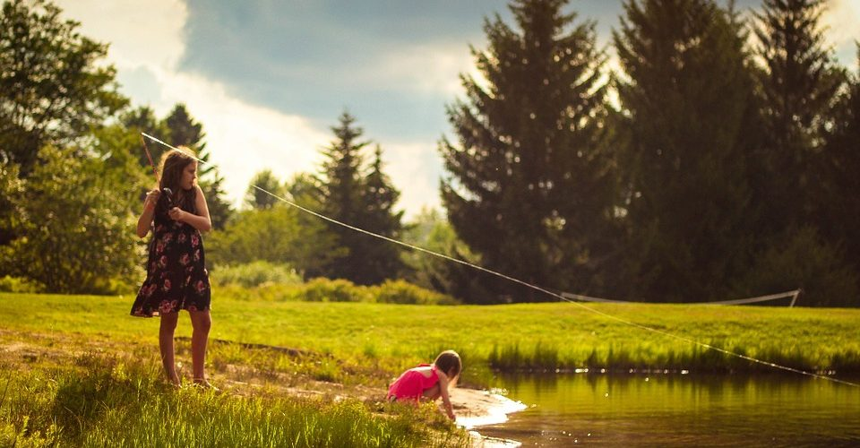 The Benefits of a Family Fishing Holiday